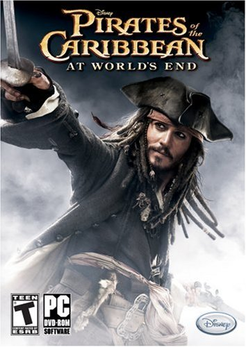 Pirates of the Caribbean: At World's End - PC Pirates Of The Caribbean Pc Game