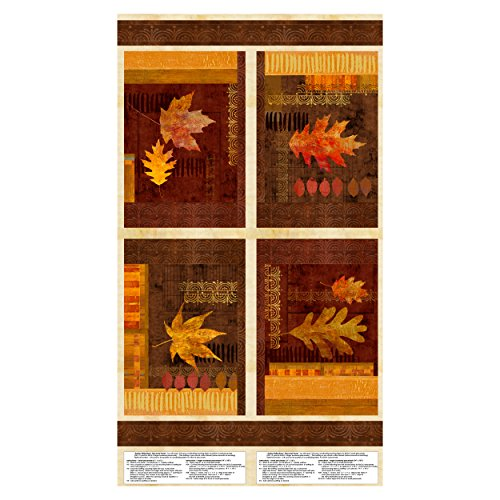(Wilmington Prints Amber Reflections Placemat 24
