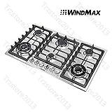 lpg cooktop - WindMax 34