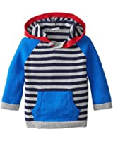 Egg by Susan Lazar Baby Boys' Striped Knit Hoodie