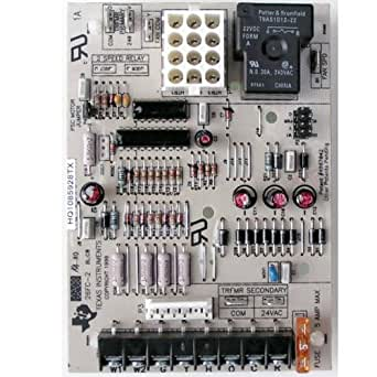 oem upgraded replacement for icp furnace control circuit Furnace Control Board Troubleshooting American Standard Furnace Circuit Board