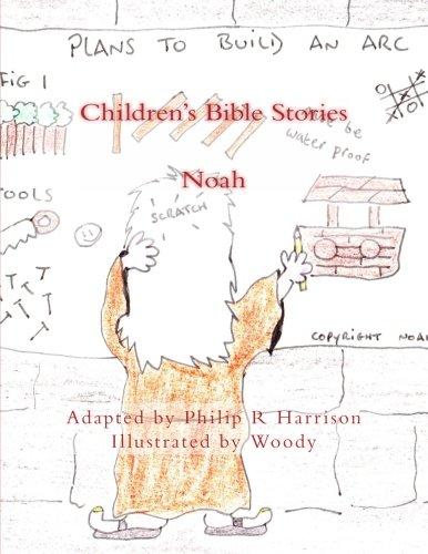Children's Bible Stories: Noah ebook
