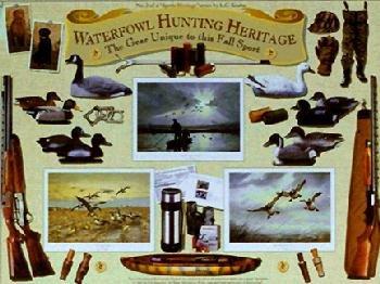 Les Kouba - Waterfowl Hunting Heritage