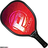Pickle Pro Composite Pickle ball Paddle (Pickle Pro, Red)