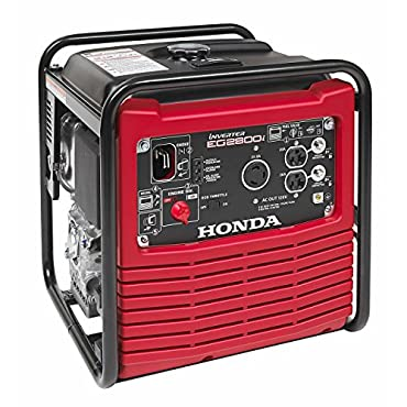 Honda EG2800i 2800W 120V Full Frame Portable Inverter Gas Generator