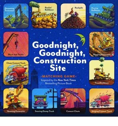 Goodnight, Goodnight Construction Site (Hardback) By (author) Sherri Duskey Rinker pdf epub