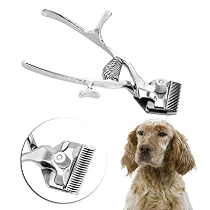 Buy Generic Stainless Steel Pet Hair Trimmer Shaver Multicolour