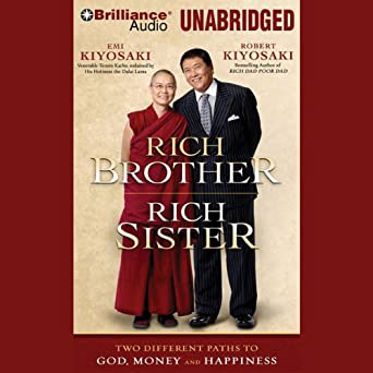 Amazoncom Rich Brother Rich Sister Two Different Paths To God