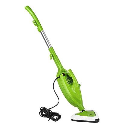 Amazon Steam Mop Cleaner 1500w 10 In 1 Floor Handheld Steam