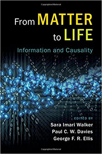 Amazon from matter to life information and causality from matter to life information and causality 1st edition fandeluxe Choice Image