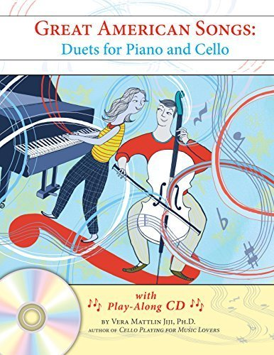 Great American Songs: Duets for Piano and ()