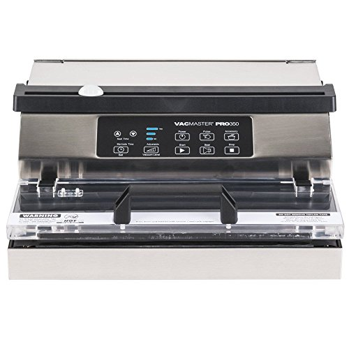 "Price comparison product image ARY VacMaster PRO 350 External Vacuum Packaging Machine with 12"" Seal Bar"