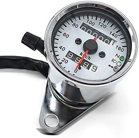 Motorrad Tachometer f/ür Kawasaki VN 1700//1600 1500 Classic CMS Chrom