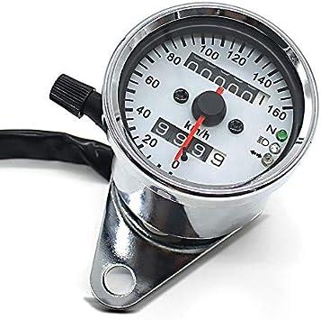 Motorrad Tachometer Für Yamaha Xv 250 125 Virago Cms Chrom Auto