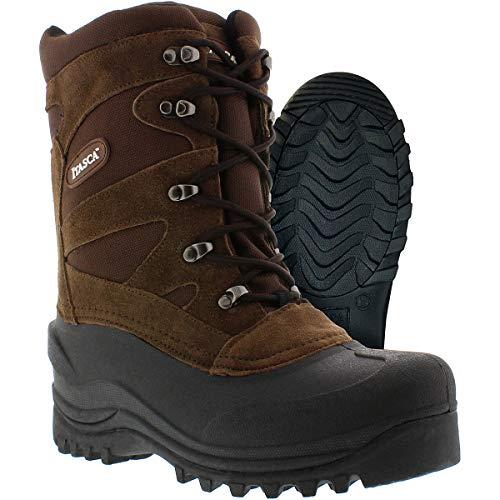 Itasca Men's Ketchikan Winter Boot Snow, Brown 12 D US ()