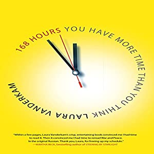 168 Hours Audiobook