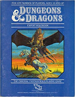 Image result for dungeons and dragons expert