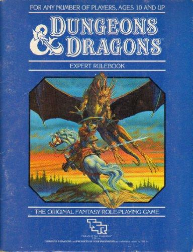 Dungeons & Dragons Expert Rulebook