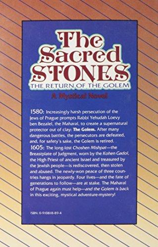 Sacred Stones the Return of the Golem