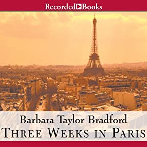 Three Weeks in Paris Audiobook