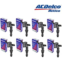 New ACDelco Mexico High Performance Ignition Coil BS-C1541 Set of 8