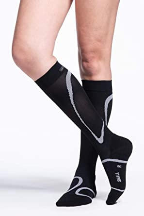 Amazon.com: Calcetines hasta la pantorrila unisex SIGVARIS ...