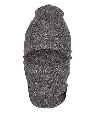 56774e6059e Krystle Men s Wool Monkey Cap (KRY-Men-Monkey-Cap-Grey