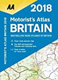 Motorist's Atlas Britain 2018 SP