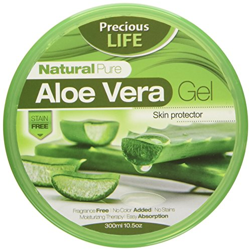 Aloe Vera Gel - Repair Soothing & Cooling Moisture gel - Ultra Hydrating Skin - Easy Absorbing, Cleansing, Moisturizing, Nourishing for Various Parts of the Body - 260ml