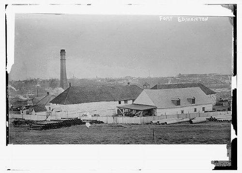 HistoricalFindings Photo: Fort Edmonton,'Looks Like The one in Alberta on The North Saskatchewan River.' (Edmonton In Furniture Cheap)