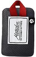MATADOR Erwachsene Blanket Mini Pocket Decke, Titanium Grey, NA