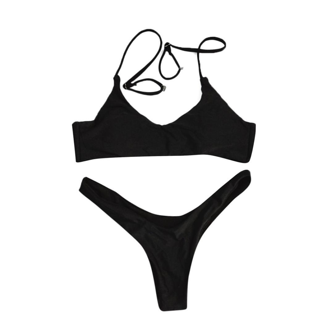 6661c91206 Amazon.com  Axchongery Bikini Set