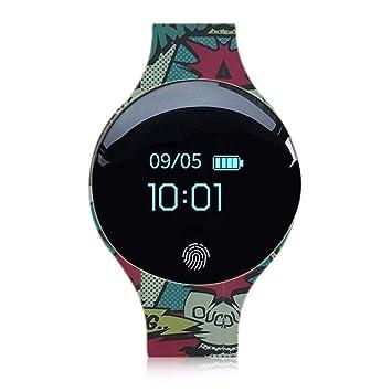 Amazon.com: BSJZ Camouflage Bluetooth 4.0 Smart Watch ...