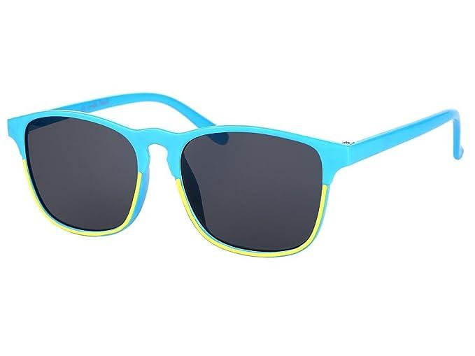 Farbige Retro Brille Kinder Sonnenbrille Viper , Variante wählen:K ...