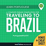 Learn Portuguese: A Complete Phrase Compilation for Traveling to Brazil |  Innovative Language Learning LLC