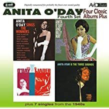 Four Classic Albums Plus (Anita O'Day And Billy May Swing Rodgers And Hart / Anita O'Day & The Three Sounds / Anita O'Day Sings The Winners / Time For Two) By Anita O'Day (2014-08-11)