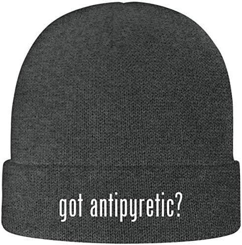 One Legging it Around got Antipyretic? - Soft Adult Beanie Cap