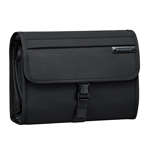 Briggs & Riley Deluxe Toiletry Kit, Black, One Size