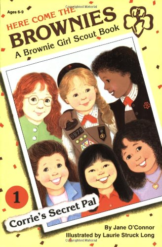 Corrie's Secret Pal: 1 (Here Come the Brownies)