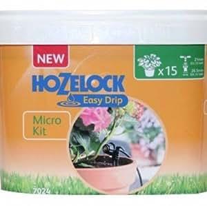 Kit Jardinière 15picos Hozelock