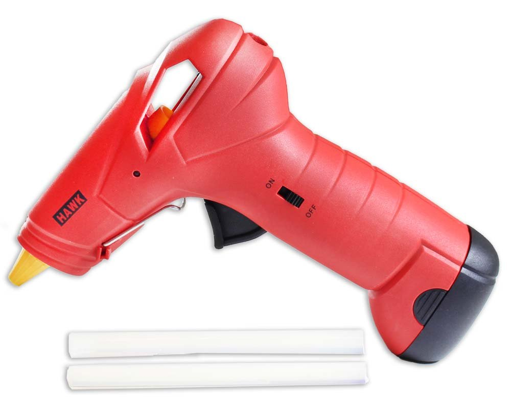 PPI DELUXE BATTERY OPERATED GLUE GUN : ( Pack of 1 Pc ) by TZ18173D01 (Image #3)