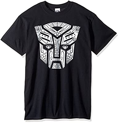 Transformers Men's Autobots Bandana Logo T-Shirt