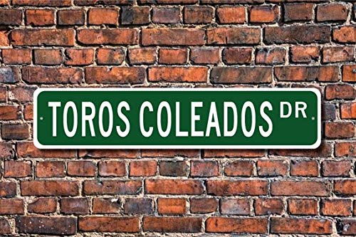 Fhdang Decor Toros Coleados, Cartel Toros Coleados, Abanico ...