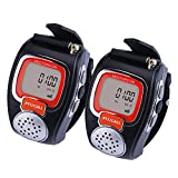 Best freetalker walkie talkie watch - VECTORCOM Portable Digital Wrist Watch Walkie Talkie Two-Way Review