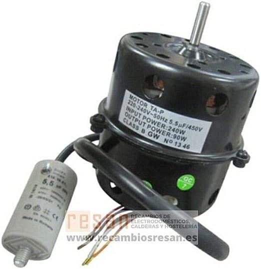 NODOR - Motor campana Nodor K12: Amazon.es: Bricolaje y herramientas