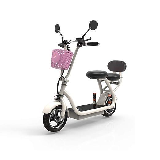 Embid Scooter eléctrico 48v, Patinete eléctrico Plegable ...