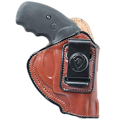 (Inside The Waistband Leather Holster For S&W J Frame 1-7/8