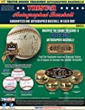 2016 Tristar Hidden Treasures Series 8 Autographed Baseball box