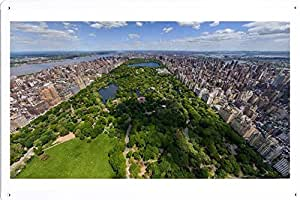 Tin Sign of New York-8361 Metal Poster by Global villa
