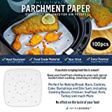Air Fryer Perforated Parchment Paper Liners